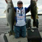 Bass Fishing in Lake Seminole